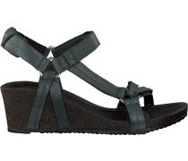 grey Teva shoe Ysidro Universal Wedge