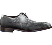 Graue Floris Van Bommel Business Schuhe 14267
