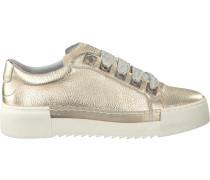 Goldfarbene Bronx Sneaker Bcapsulex