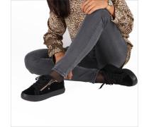 Black Tommy Hilfiger shoe J1285Upiter 2Z