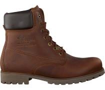 Braune Panama Jack Ankle Boots Panama Heren