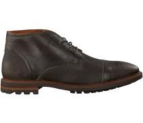 Graue Rehab Business Schuhe Mike