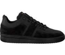 Schwarze Nubikk Sneaker Yeye Maze
