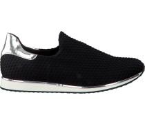 Schwarze Lamica Slip-on Sneaker Hiuma