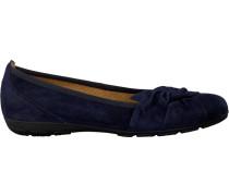 Blaue Gabor Ballerinas 150.1