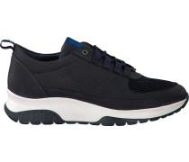 Blaue Nubikk Sneaker Ellis Runner Python
