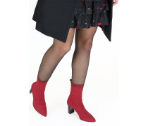 Rote Maripe Stiefeletten 27694