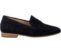Blaue Gabor Loafer 444