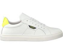 Weiße Antony Morato Sneaker Mmfw01247