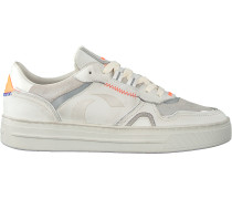 Weiße Crime London Sneaker Low Mars
