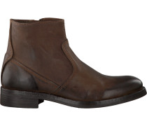 Braune Omoda Ankle Boots 7600