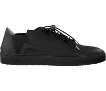 Schwarze Iceberg Sneaker Fiu874