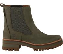 Grüne Chelsea Boots Courmayeur Valley CH