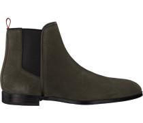 green Hugo Boss shoe Boheme Cheb