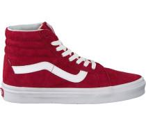 Rote Vans Sneaker SK8 HI Reissue SK8 HI Reissue
