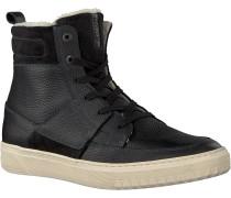 Schwarze Bjorn Borg Sneaker Collin High
