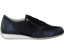 Blaue Gabor Sneaker 355