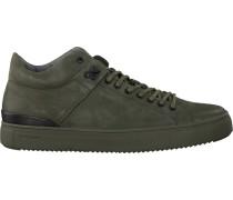 Grüne Blackstone Sneaker Qm87