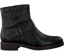 Schwarze Gabor Ankle Boots 92.704