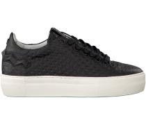 Schwarze Floris van Bommel Sneaker 85234