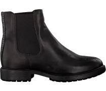 Schwarze Fred De La Bretoniere Chelsea Boots 181010014