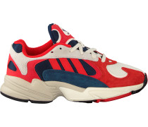Rote Adidas Sneaker Yung-1 Wmn