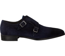 Blaue Giorgio Business Schuhe He50243