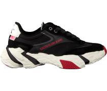 Schwarze Calvin Klein Sneaker Low Sigma
