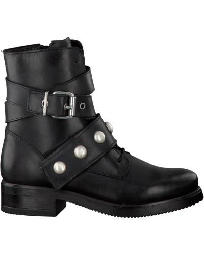 Schwarze Omoda Biker Boots 15432