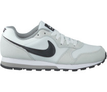 Weiße Nike Sneaker MD Runner 2 Wmns