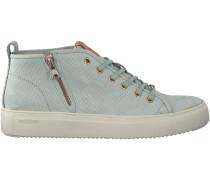 Blaue Blackstone Sneaker Pl91