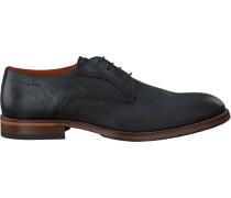 Blaue Van Lier Business Schuhe 1919206