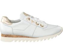 Weiße Paul Green Sneaker 4591