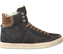 Graue Bjorn Borg Sneaker Kansas High