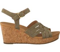 green UGG shoe UMA