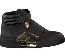 Schwarze Michael Kors Ankle Boots Zguardju