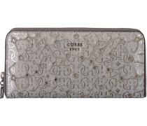 Silberne Guess Portemonnaie Swme69 61460