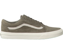 Grüne Vans Sneaker OLD Skool MEN