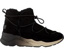 Schwarze Ash Sneaker Mitsouko