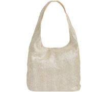 Goldfarbene Unisa Handtasche Zislote