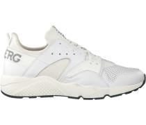Weiße Iceberg Sneaker Fiu913