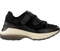 Schwarze Lola Cruz Sneaker 444z00bk-d-i19