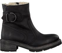 Schwarze Via Vai Ankle Boots 4907085