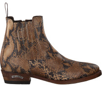 Braune Sendra Chelsea Boots 12102