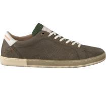 Grüne Brunotti Sneaker Sesto