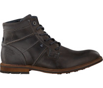 Graue Gaastra Ankle Boots Crew High Boat