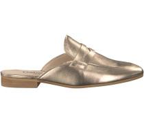 Goldene Gabor Loafer 481.1