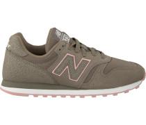 Grüne New Balance Sneaker Wl373 Dames