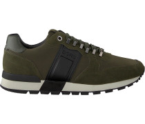 Grüne Bjorn Borg Sneaker R610 Low