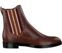 Rote Maripe Chelsea Boots 27667